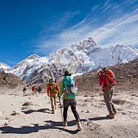 The Popular Everest Region is Declared Safe for Trekking