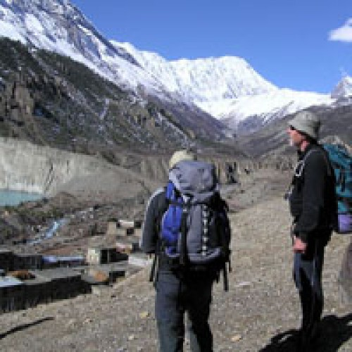 My first Trekking experience to Langtang Trek